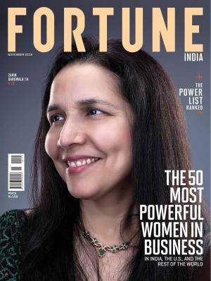 Fortune India November 2016