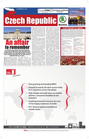 Czech National Day - Read on ipad, iphone, smart phone and tablets.