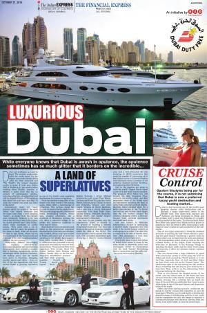 This summer definitely Dubai