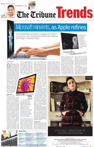 Trends - Read on ipad, iphone, smart phone and tablets.