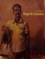 Life Drawing By Rupesh Talaskar