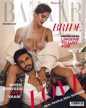Harper's Bazaar Bride -October 2016