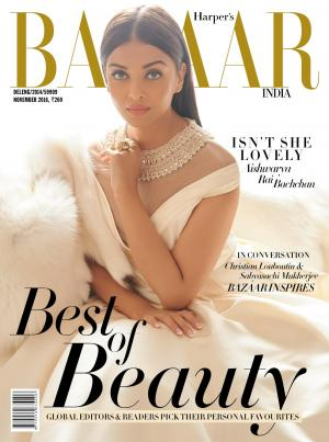 Harper's Bazaar- November 2016 - Read on ipad, iphone, smart phone and tablets.