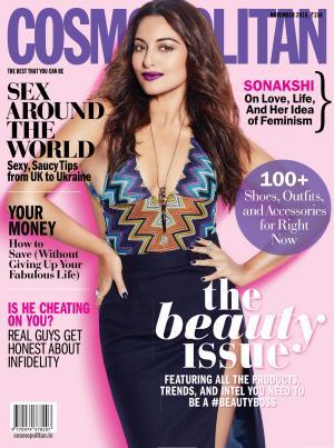 Cosmopolitan- November 2016