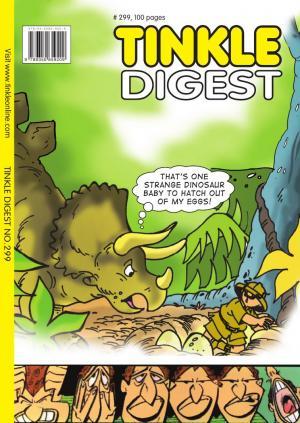 Tinkle Digest November 2016