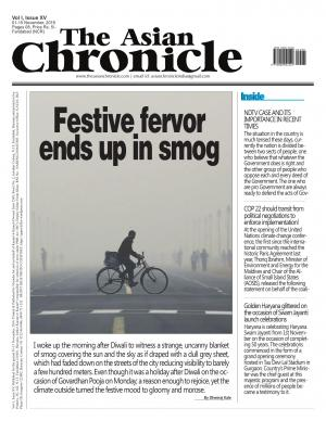 The Asian Chronicle - Read on ipad, iphone, smart phone and tablets.