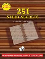 251 STUDY SECRETS TOP ACHIEVER