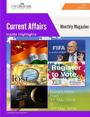 Current Affairs May 2015