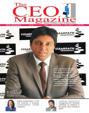 The CEO Magazine - July 2015