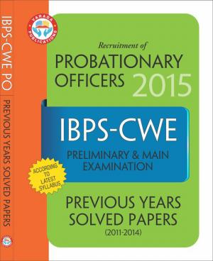 Varada's IBPS CWE PO Previous Years Solved Papers Recruitment of Probationary Officers 2015 Preliminary and Mains Exam