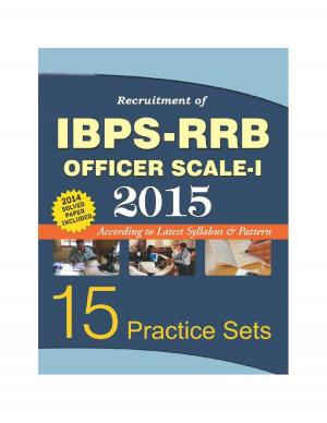 Varada's IBPS RRB Officer Scale 1  15 Practice Papers for 2015 Exam (2014 Solved Paper Included)