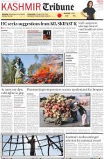 Kashmir Tribune - Read on ipad, iphone, smart phone and tablets.
