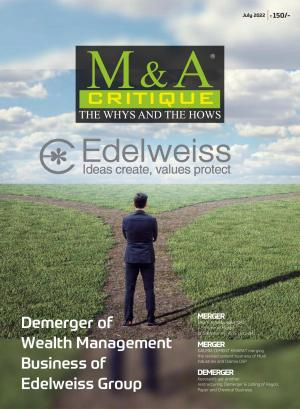 M & A Critique - Read on ipad, iphone, smart phone and tablets.