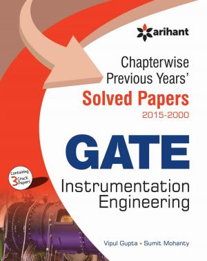 Chapterwise Previous Years Solved Papers (2015-2000) GATE Instrumentation Engineering - Read on ipad, iphone, smart phone and tablets.