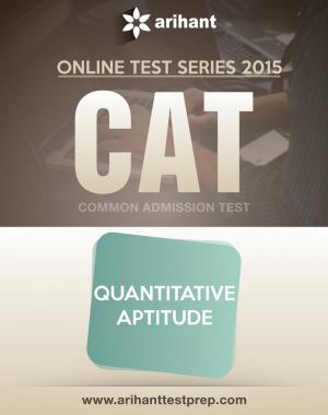 CAT Test Series 2015 -  Quantitative Aptitude - Read on ipad, iphone, smart phone and tablets.