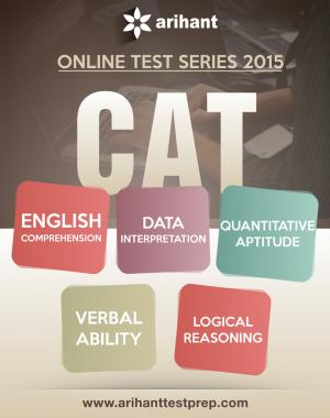 CAT Test Series - 2015 - Read on ipad, iphone, smart phone and tablets.