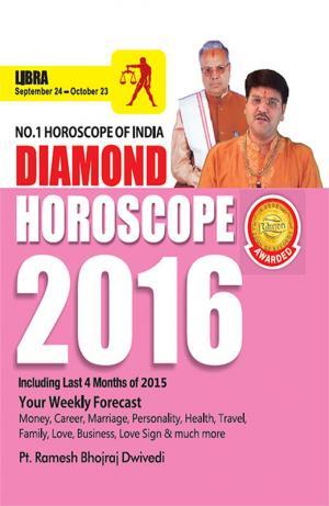 Diamond Horoscope 2016 : Libra - Read on ipad, iphone, smart phone and tablets.