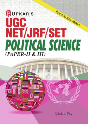 UGC NET/JRF/SET Political Science (Paper II & III)