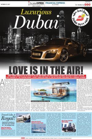 Luxurious Dubai