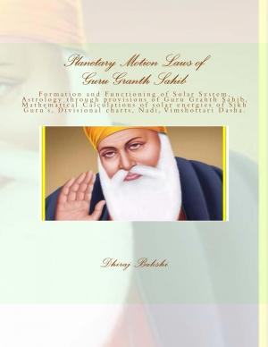 Planetary Motion Laws of Guru Granth Sahib