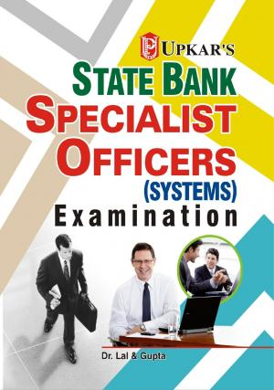 State Bank Specialist Officers (Systems) Examination - Read on ipad, iphone, smart phone and tablets.