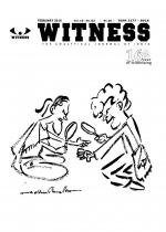 WITNESS, January 2016 - Read on ipad, iphone, smart phone and tablets