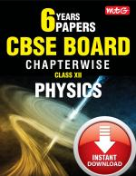 6 Years CBSE Boards Chapterwise Solutions - Physics eBook - Read on ipad, iphone, smart phone and tablets.