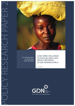 Long term challenges to food security and rural livelihood in Sub-Saharan Africa - Read on ipad, iphone, smart phone and tablets.