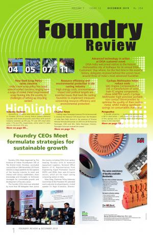 Foundry Review - Read on ipad, iphone, smart phone and tablets.