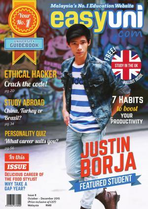 Easyuni Guidebook Issue 8