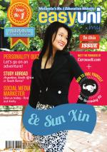 Easyuni Guidebook Issue 9 - Read on ipad, iphone, smart phone and tablets