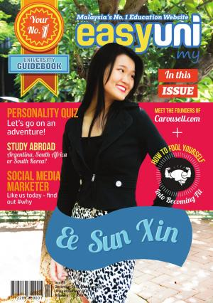 Easyuni Guidebook Issue 9