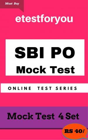 SBI PO MOCK TEST
