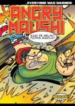Angry Maushi 1 - Read on ipad, iphone, smart phone and tablets