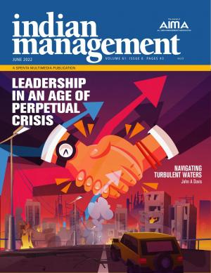 Indian Management - Read on ipad, iphone, smart phone and tablets.