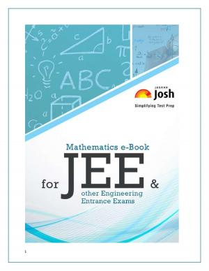 Mathematics e-Book for JEE & other Engineering Entrance Exams eBook