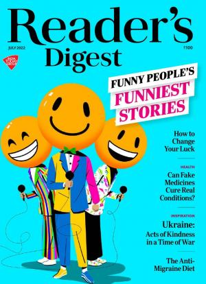 Reader's Digest - Read on ipad, iphone, smart phone and tablets