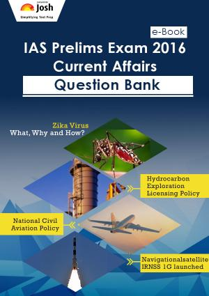 IAS Prelims 2016 Current Affairs Question Bank eBook - Read on ipad, iphone, smart phone and tablets.
