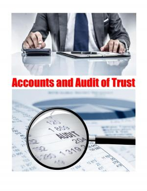 Accounts and Audit of Trust - Dr. Sunildada Patil