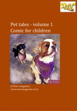Pet tales, Volume 1 - Read on ipad, iphone, smart phone and tablets