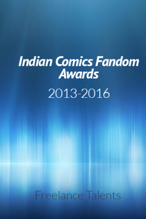 Indian Comics Fandom Awards (2013-2016)