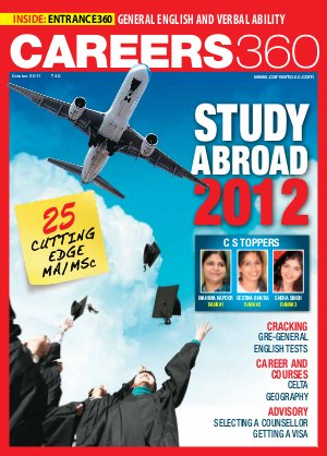 Careers360 October 2011 (English) - Read on ipad, iphone, smart phone and tablets.