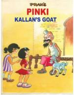 Pinki-Kallan's Goat-English - Read on ipad, iphone, smart phone and tablets.