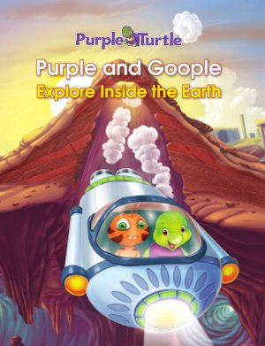 Purple and Goople Explore the earth