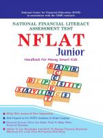 National  Financial Literacy Test Assessment (NFLAT) Junior  Test Handbook - Read on ipad, iphone, smart phone and tablets