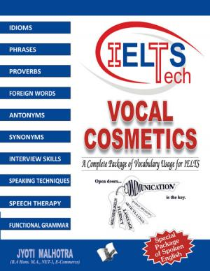 IELTS - VOCAL COSMETICS (BOOK - 3)