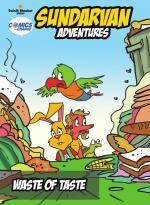 Comics for Change Sundarvan Adventures – Waste of Taste - Read on ipad, iphone, smart phone and tablets