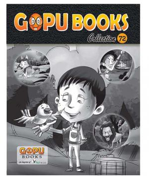 GOPU BOOKS COLLECTION 72