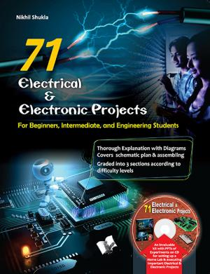 71 ELECTRICAL & ELECTRONIC PORJECTS (with CD)