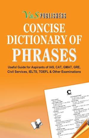 CONCISE DICTIONARY OF PHRASES (POCKET SIZE)
